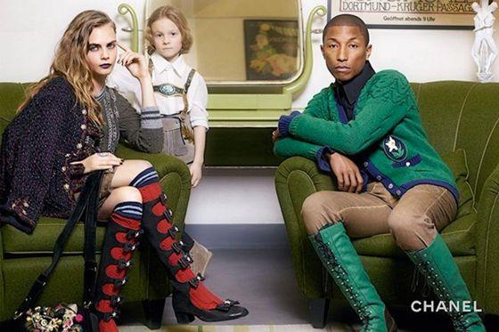 Pourquoi Pharrell Williams est une icône de mode ? | GQ