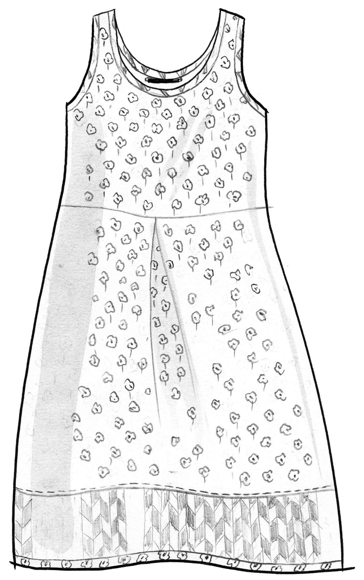 a3f0c36e In 2019 Lyocellelastan Dresses Sewing Kjole I «myrten» XZFwqZBxv