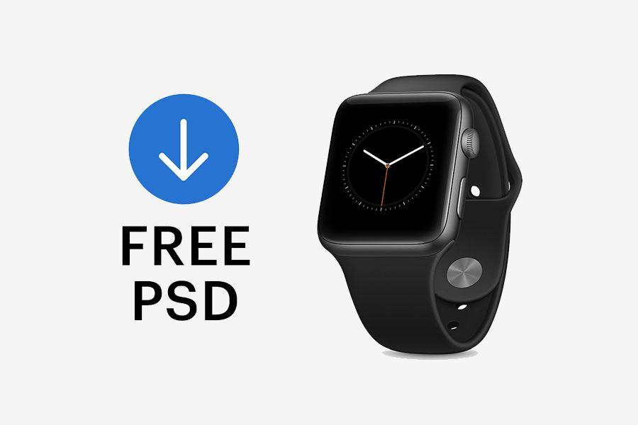 Apple Watch Free Psd Mockup Free Design Resources Mockup Free Psd Free Apple Watch Apple Watch