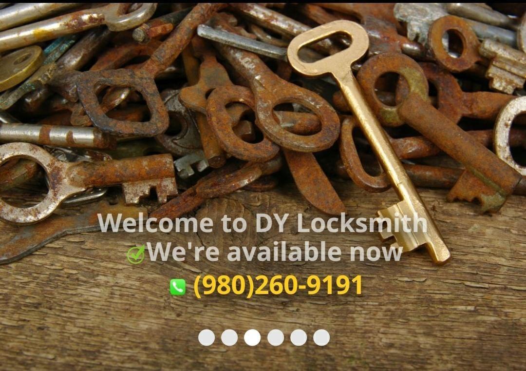 Pin auf DY Locksmith