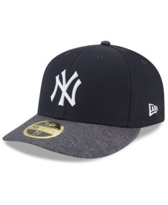 New Era New York Yankees Spring Training Pro Light Low Profile 59Fifty  Fitted Cap - Gray 7 3 4 ca6b8b0598f