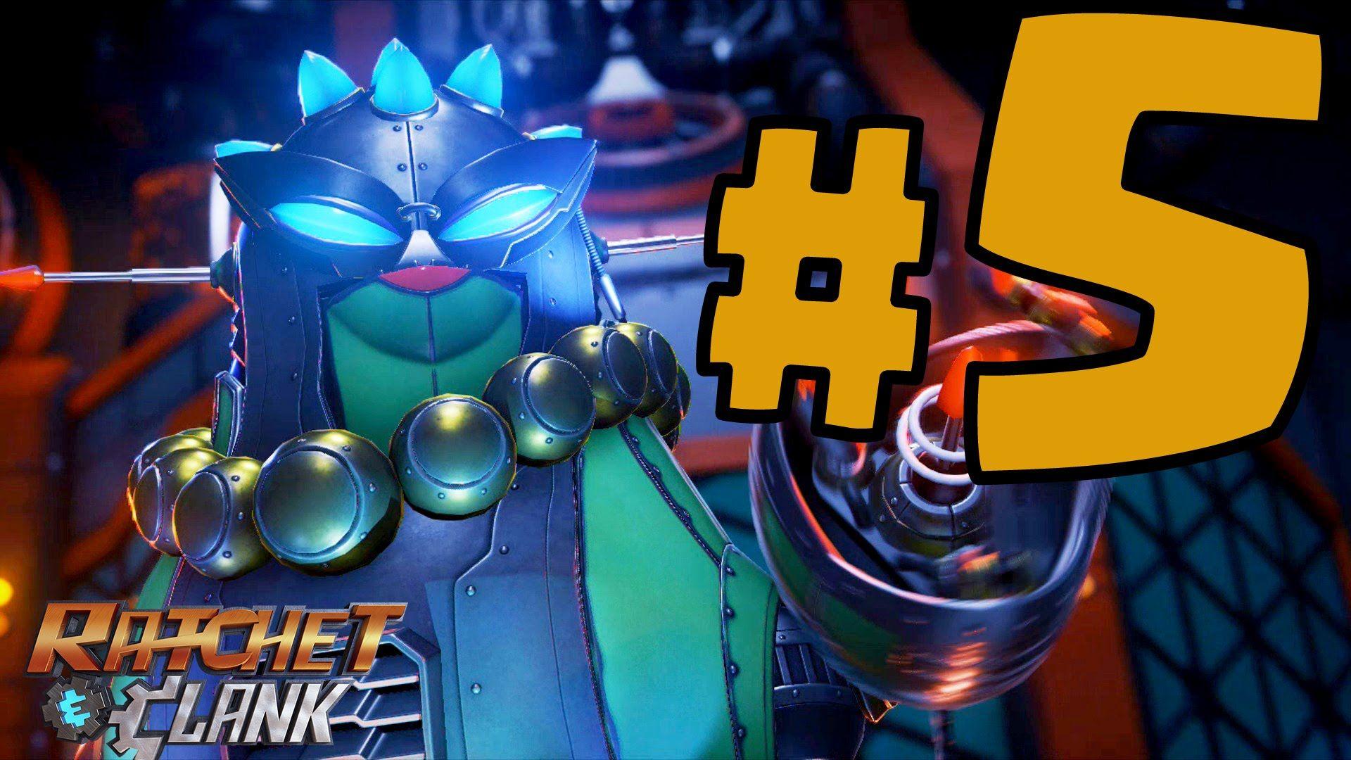 Ratchet & Clank ITA #5 - La Caduta degli Zurkon - PS4