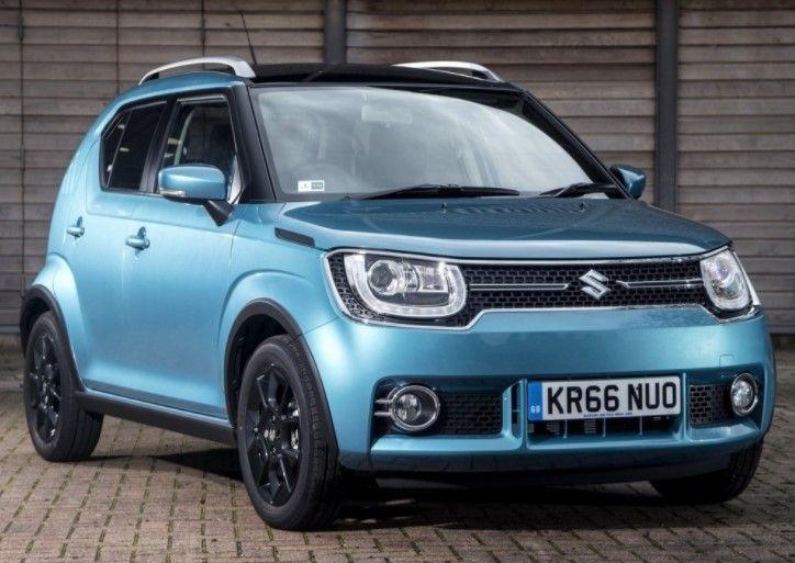 2018 Suzuki Ignis Sport Styling Engine Price Release Date