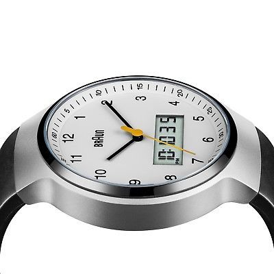 Braun Herren Bn0159 Klassische Uhr Mit Kautschukband Whbkg 66563 Neu Ovp Klassische Uhr Uhr Braun Werden