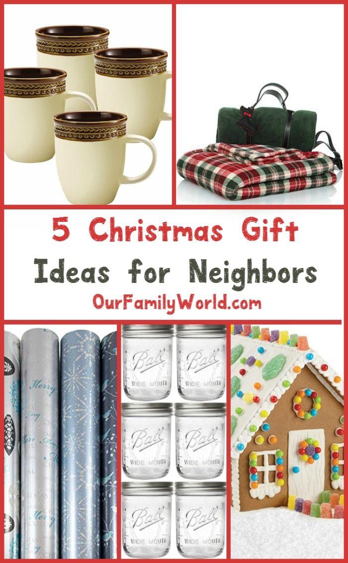 5 Inexpensive Yet Classy Christmas Gift Ideas for Neighbors ...