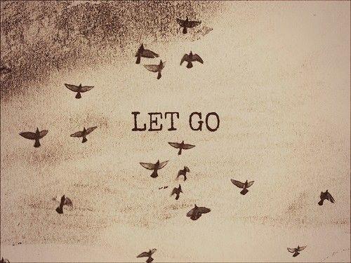 Lieben heißt loslassen können.