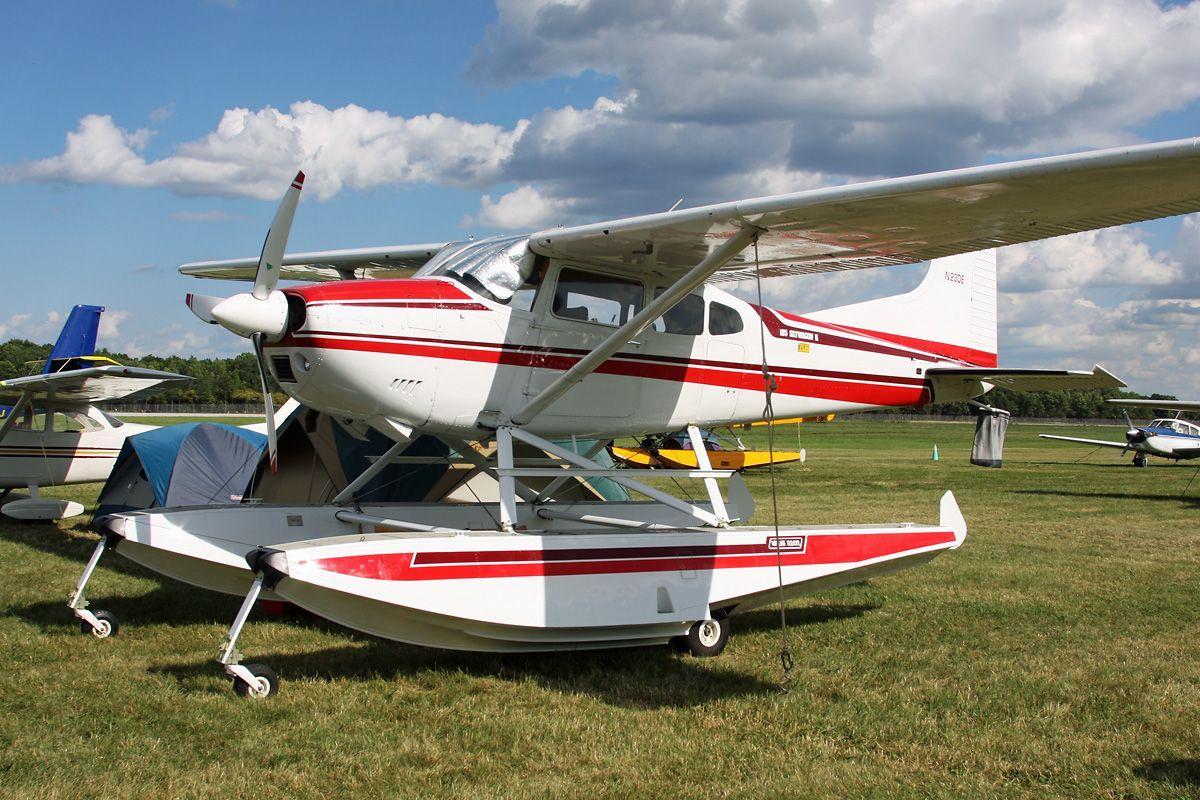 N23DE Cessna A 185F Skywagon 185 c/n 185-03969 Oshkosh/KOSH