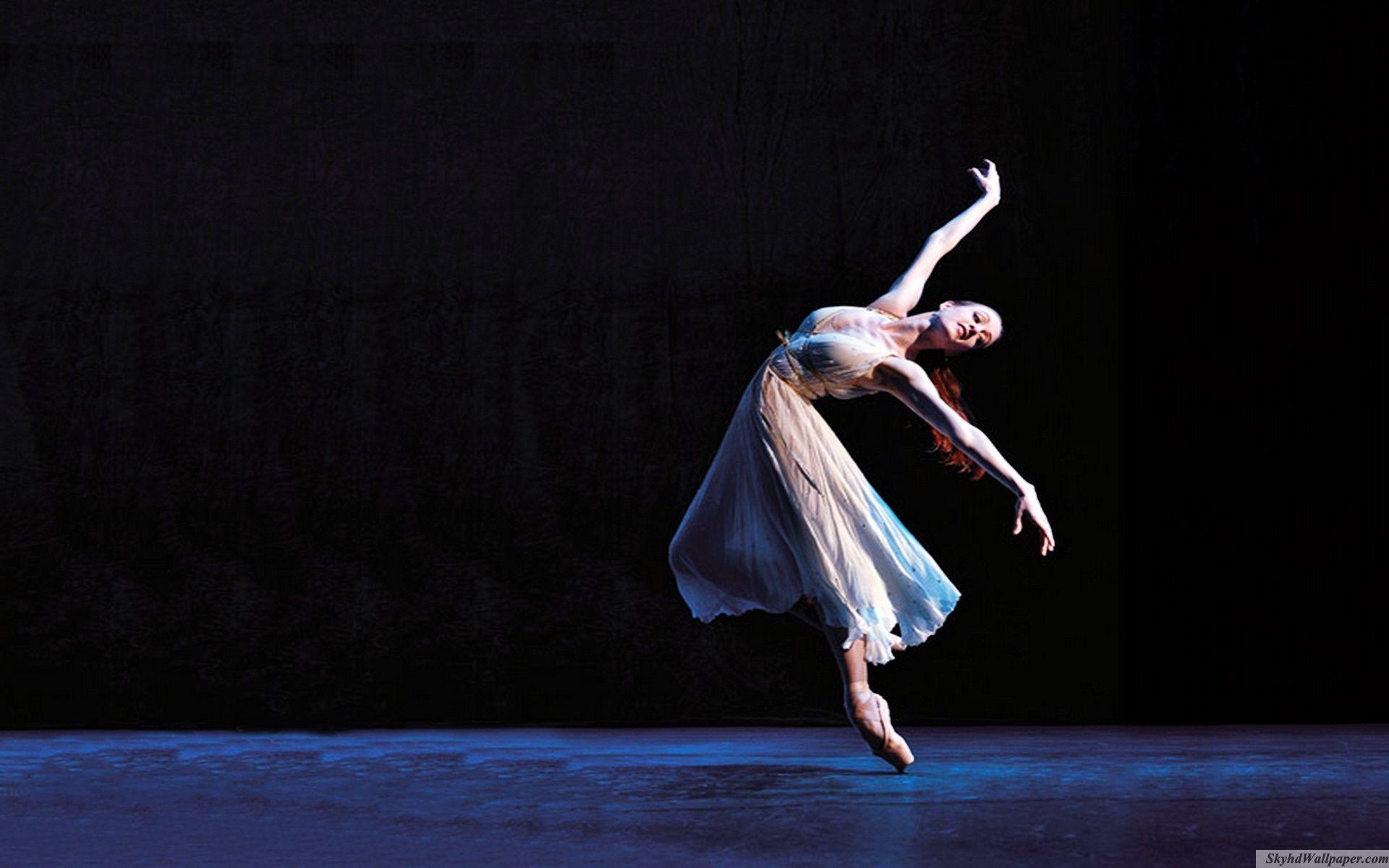 Ballet Dancer Wallpaper Sky HD Wallpaper Ballet