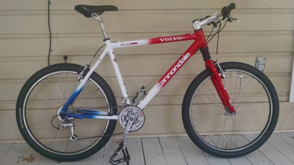 2c8b7fbae Cannondale F700 Volvo 1996 Olympics Mountain Bike  Cannondale ...