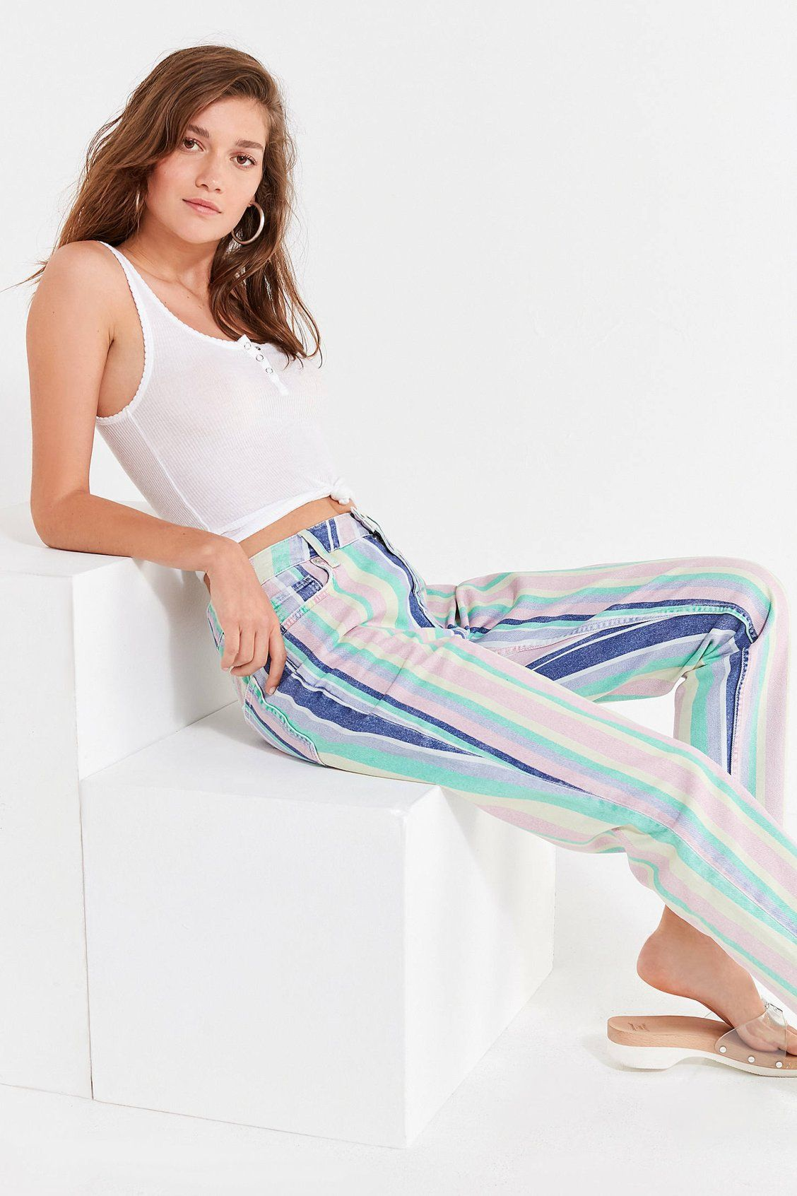 Jeans, Pants + Leggings on Sale for Women | Urban Outfitters