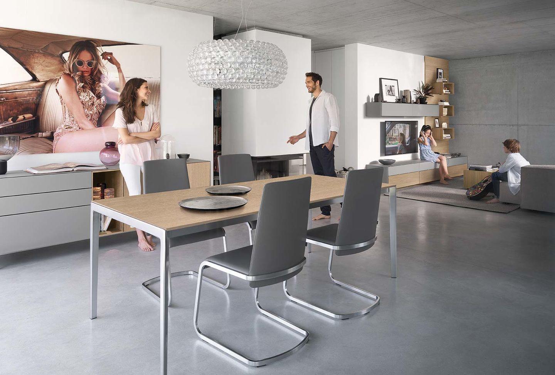 Ausziehtisch tak für das Esszimmer | Furniture | Pinterest ...