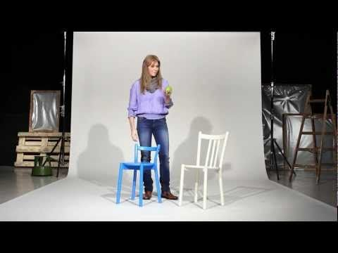 Lisa Norinder about her chair for IKEA PS 2012