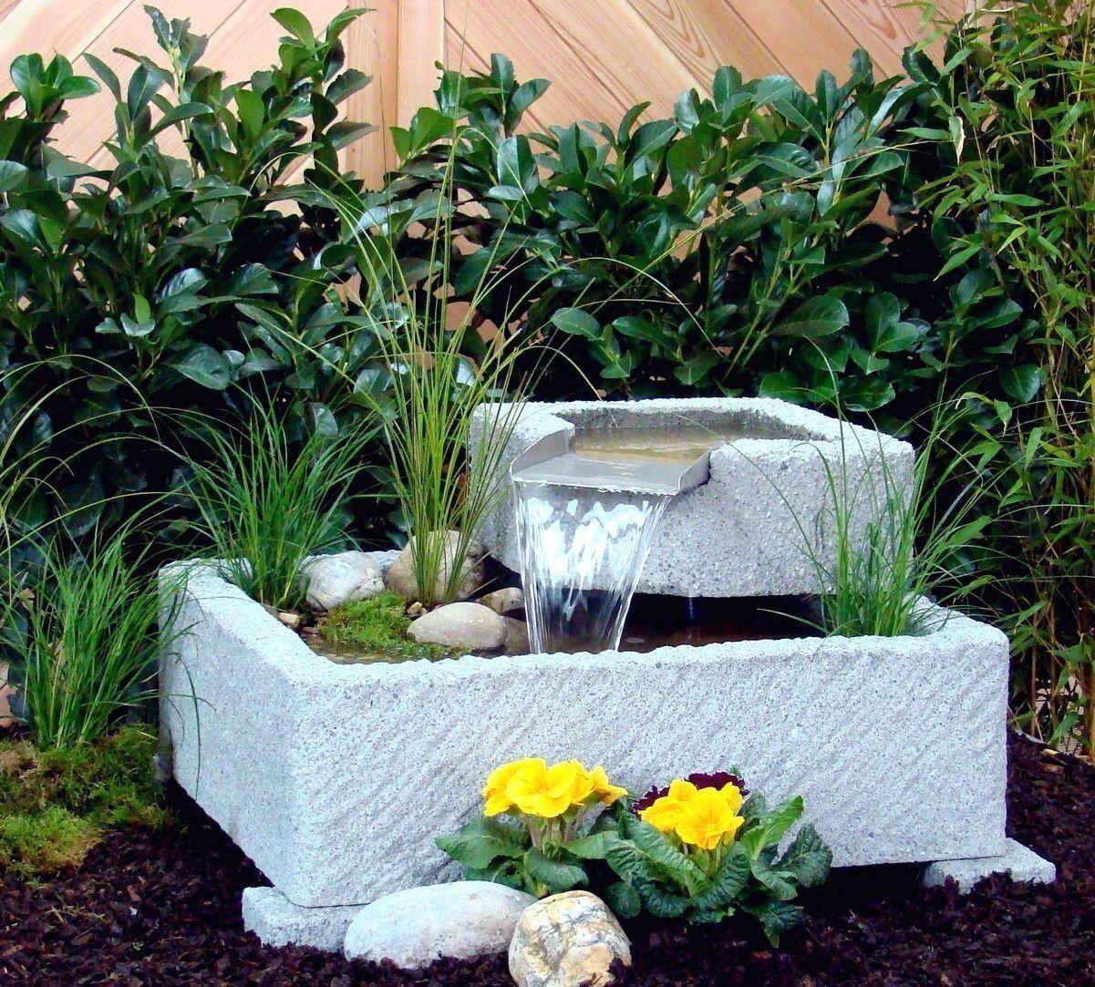 Springbrunnen Brunnen Wasserspiel Granitwerkstein Stein 118kg Balkon Garten Sh 1000 In 2020 Outdoor Gardens Design Garden Fountains Water Features In The Garden