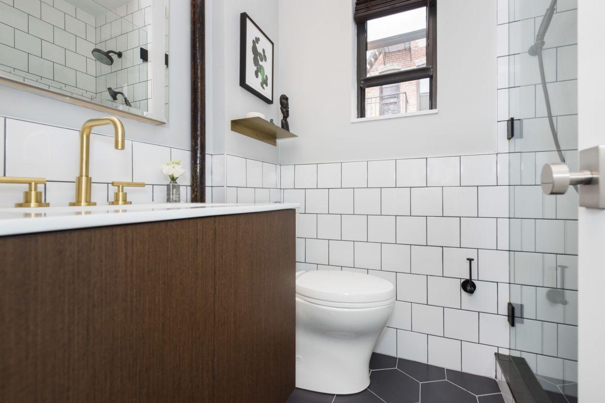 270 West 11th Street Bathroom Remodel Designs Design Remodel
