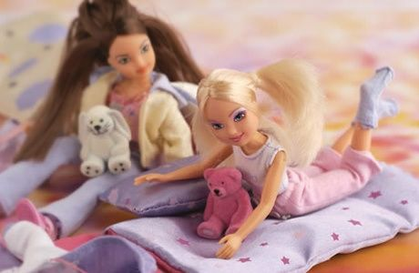 Did you have Sindy doll when you were a child?