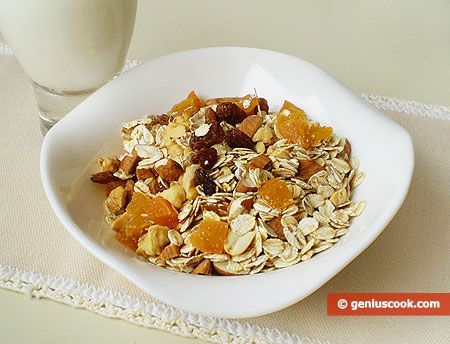 The Muesli Recipe  Childrens Food  Genius cook  Healthy Nutrition Tasty Food Simple Recipes It is possible for your children to grow healthy make home meals more enjoyabl...