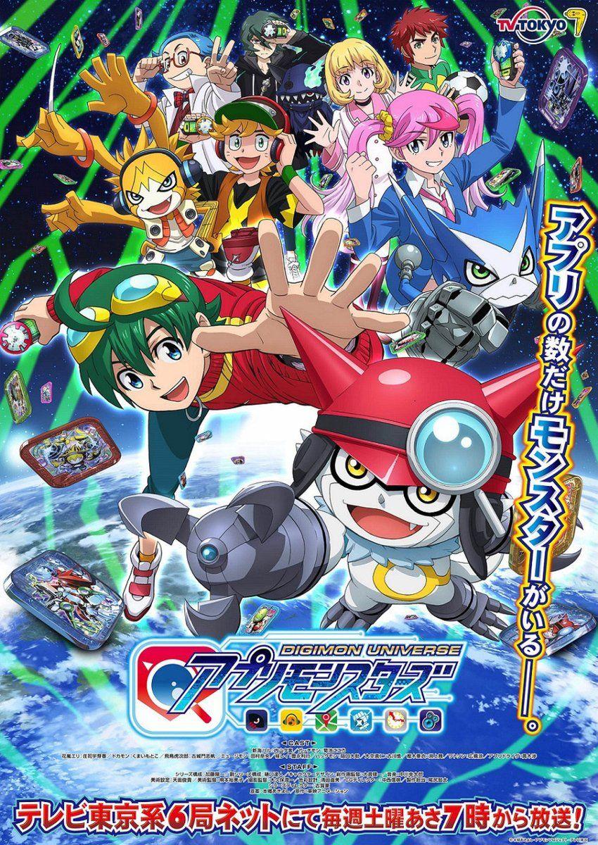 Anunciadas tres nuevas voces para el Anime Digimon