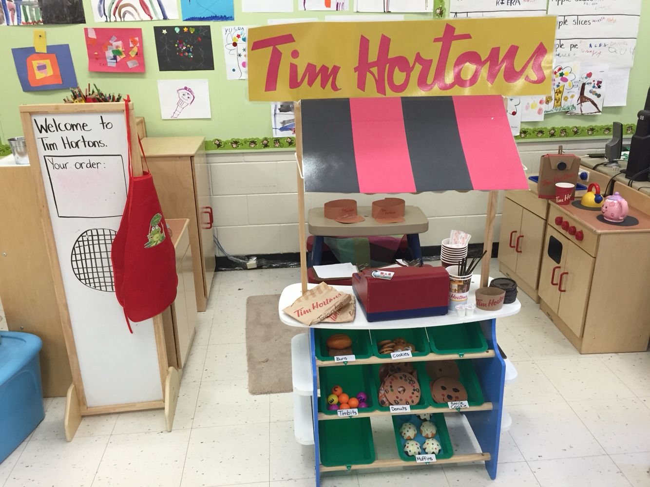 Our Tim Hortons