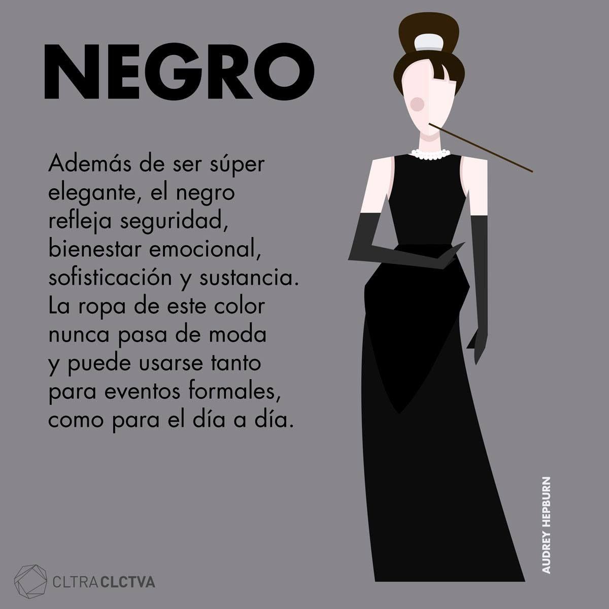 Color Negro Asi En 2019 Estilo Negro Frases De