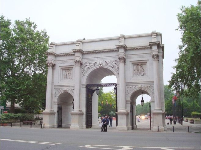 Marble Arch Marble Arch London Most Haunted Places London