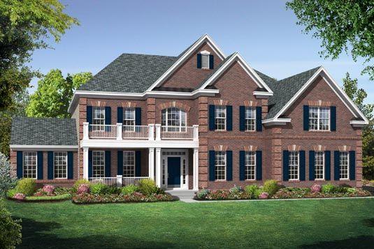Truman at River Pointe Estates by K. Hovnanian® Homes ...