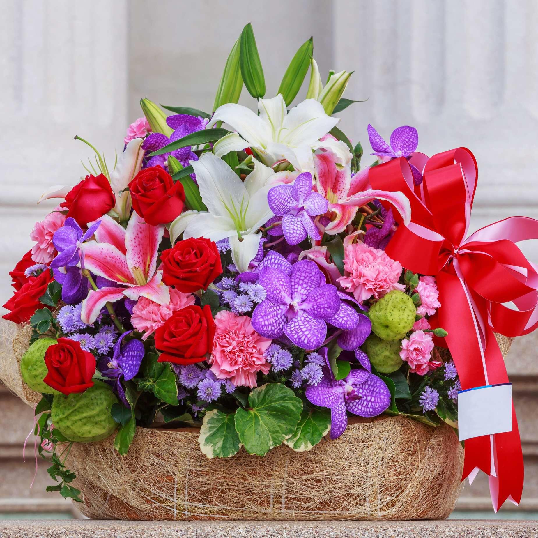 Karangan Hand Bouquet Bunga Matahari Toko Bunga by