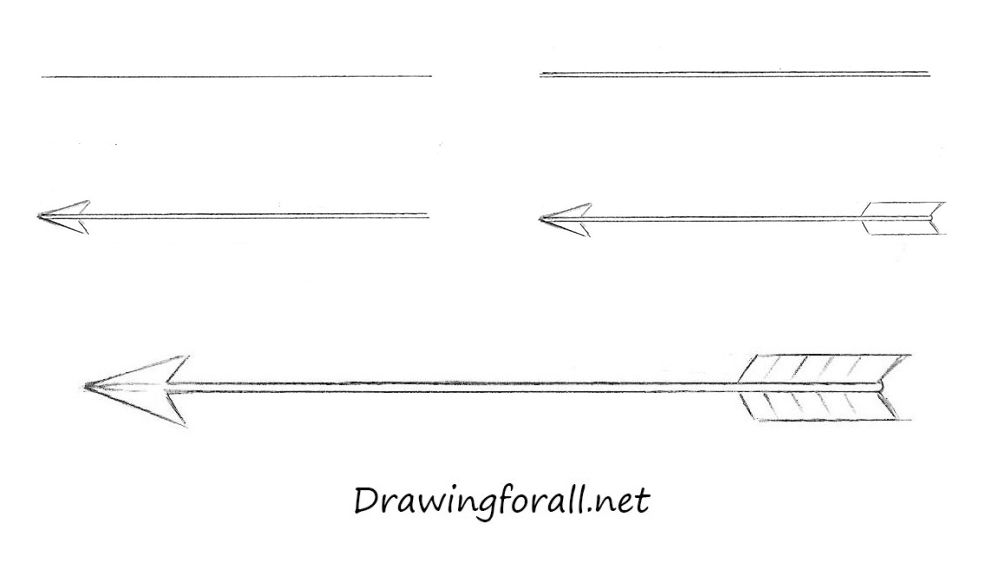 How to draw arrow in autocad 2018