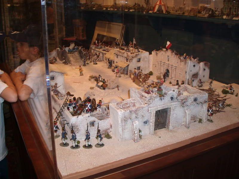 View Topic Dioramas Models Alamo Diorama Topics