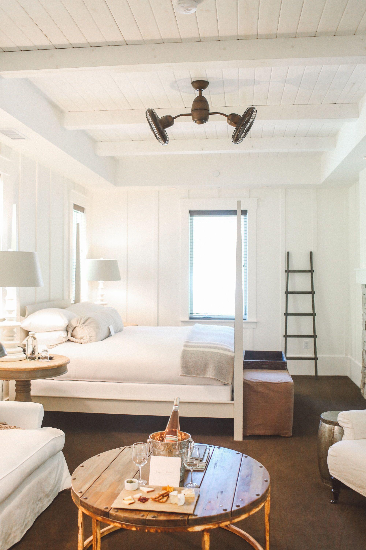Romantic Hotel Room Ideas: The Farmhouse Inn: Russian River Luxury Hotel
