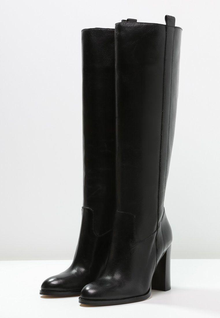 Bottes Femme Zalando, craquez sur les MICHAEL Michael Kors SHAW Bottes  black prix promo Zalando