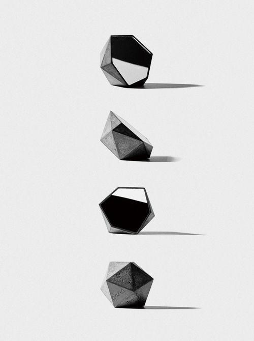 Sun Xin | Concrete Planters ANNA Mirror