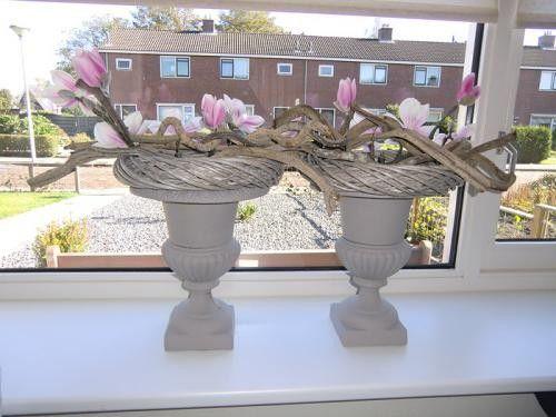 Populair raam decoratie | Van alles - Window sill decor, Home deco en Home @EM24