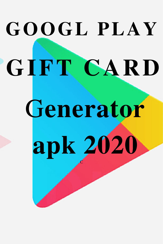 Google Play Gift Card Generator Apk Google Play Gift Card Gift Card Generator Gift Card