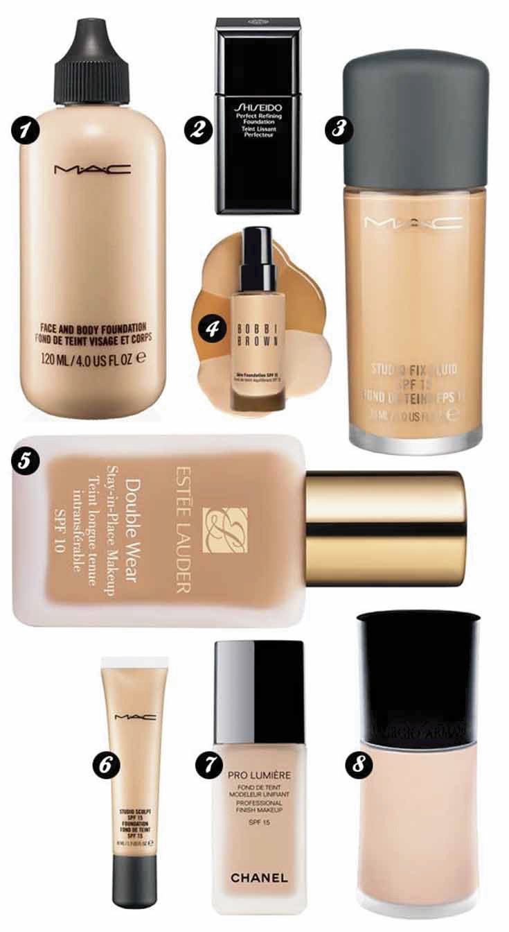 how to make your own foundation makeup