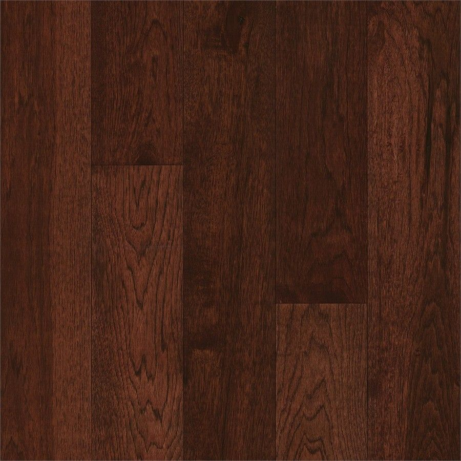 Bruce America S Best Choice 5 In W Prefinished Hickory