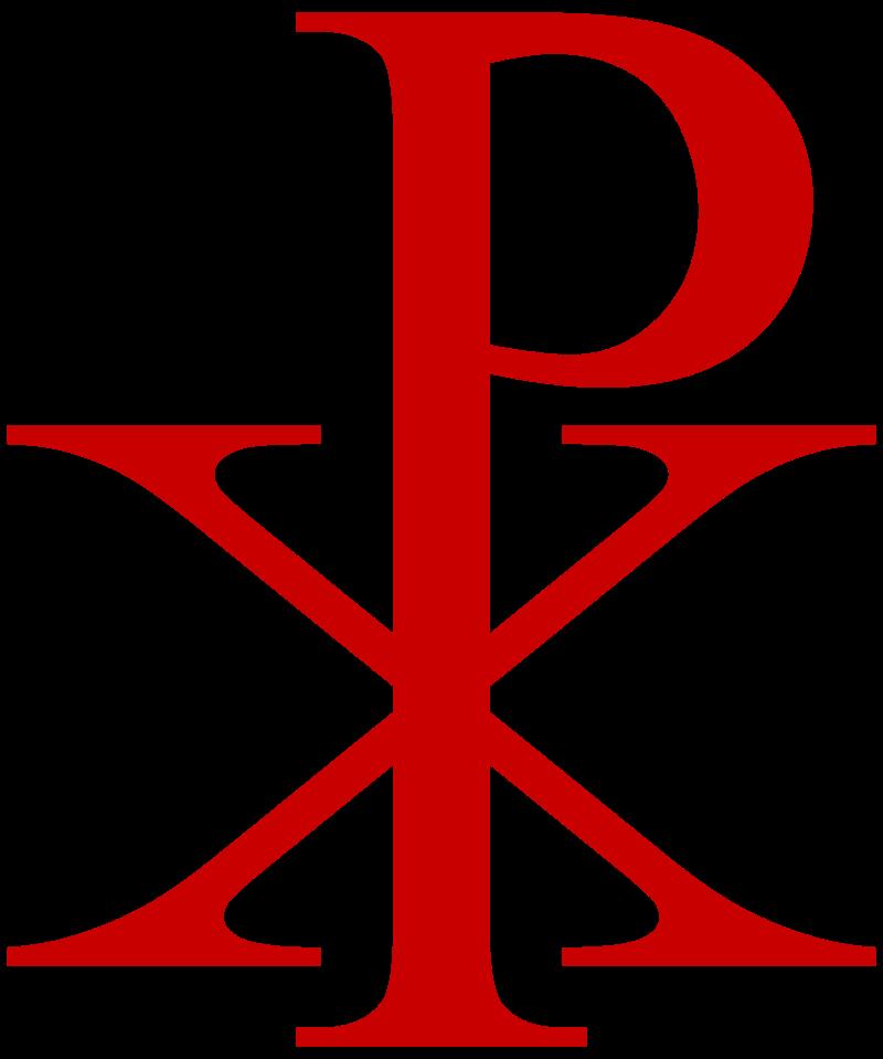 Chi Rho Symbol Pesquisa Google Christian Symbols Catholic Symbols Symbols