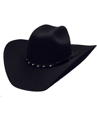 3bfb6a469f74a Bullhide True West 8X Fur Blend Cowboy Hat