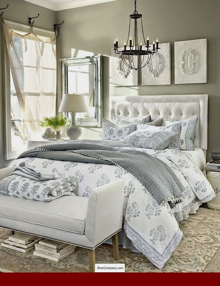 Master bedroom decorating ideas check the pin for lots of diy also rh pinterest
