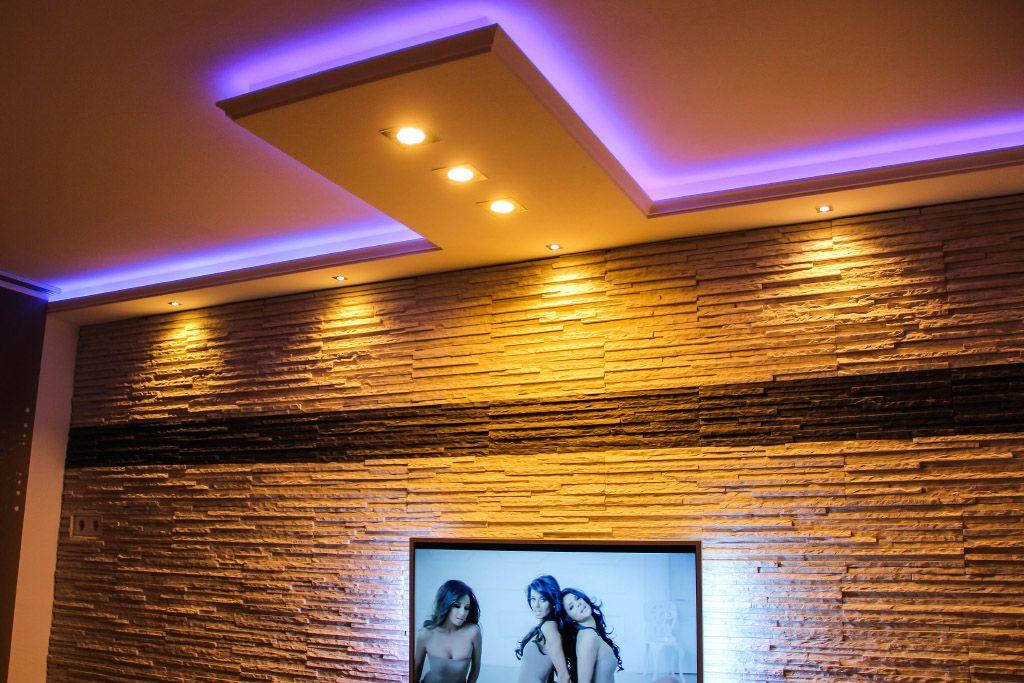 Stuckleiste Wdkl 200a St Indirekte Beleuchtung Wand