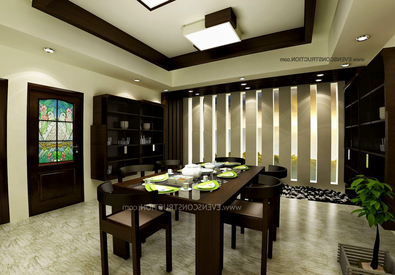 1476276995 Interior Design For Hall And Dining Room Interior Design For Dining Hal Interior Design Dining Room Small House Interior Modern Home Interior Design