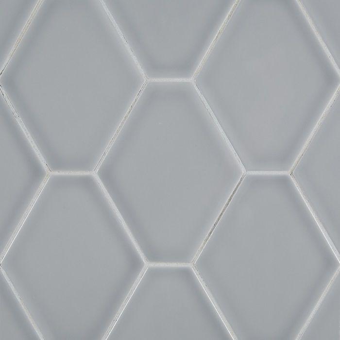 hex tile backsplash ceramic tiles