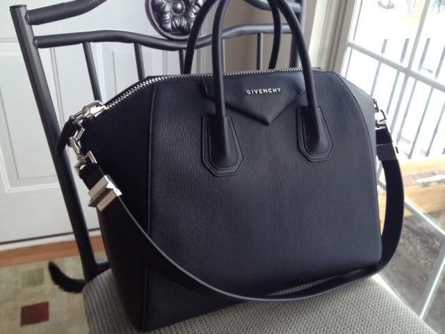 d273350f4324 My first Givenchy! Antigona reveal   mod pics  ) - PurseForum