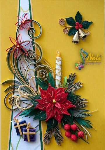 Beautiful Christmas design by Neli