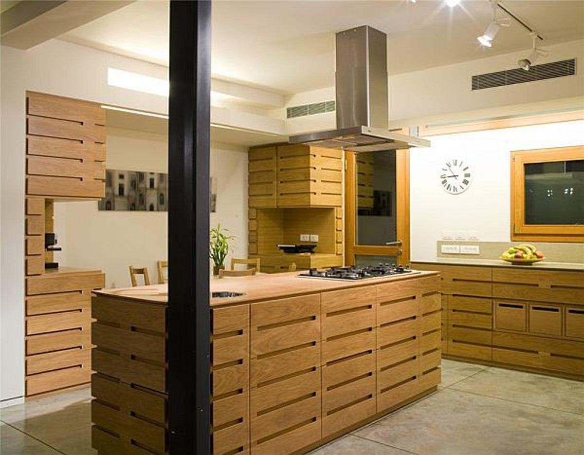 Home design kitchen gorgeous wooden also rh pinterest