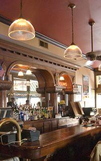 Washington Platform Saloon Restaurant Cincinnati Ohio