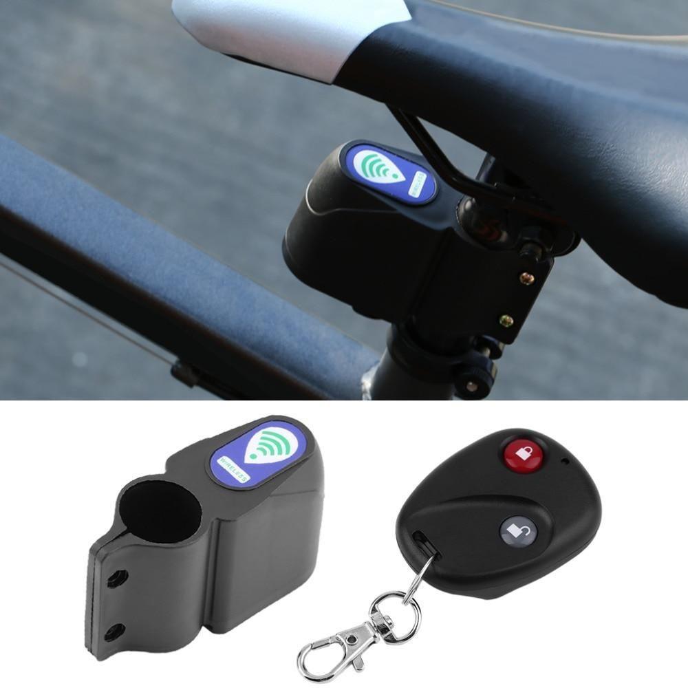 Anti Theft Bicycle Alarm
