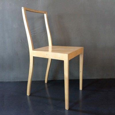 Ply Dinner Chair by Jasper Morrison for Vitra | #19686