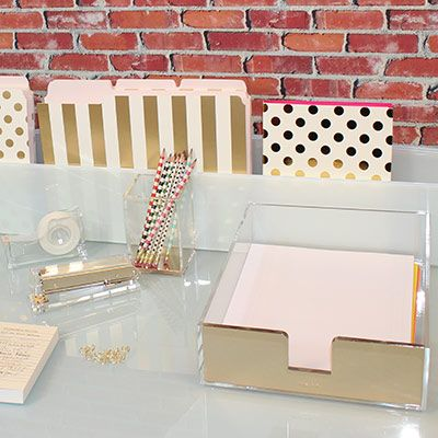 kate spade acrylic letter tray yes for my desk for odds and ends