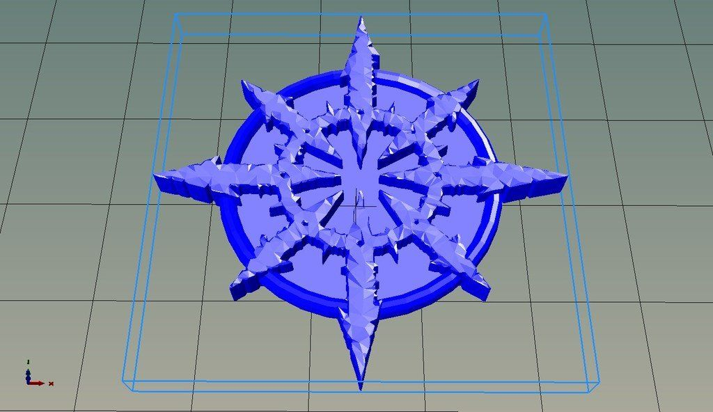 Warhammer styled Impurity Seal by Asawulf2k - Thingiverse