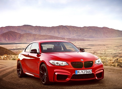 2016 BMW M2 Price UAE
